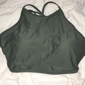 aerie bathing suit top